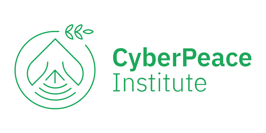 The CyberPeace Institute Logo.