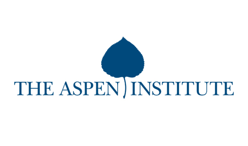 The Aspen Institute logo.