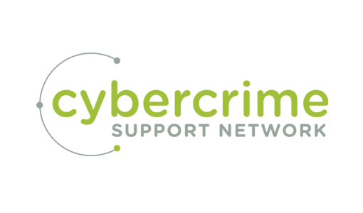 The Cybercrime Support Network logo.