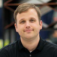 Headshot of Ryan Olson.